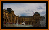 MY PARIS AUGUST 2011 #4 = LOUVRE AND SURROUNDINGS
