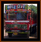 Keep on Truck'n in India