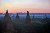 Misty Bagan Morning