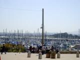 Fishermen's Wharf, Monterey, Ca.