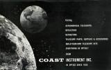 1960 Coast Instrument Catalog