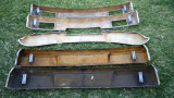 914-6 GT Front Rear Bumpers & Valance - NOS and Restored