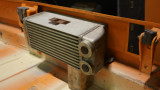 917 Gearbox Oil Cooler in a 914