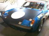 Zamudio 1970 Porsche 914-6 GT sn 914.043.0000