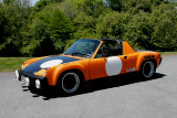 Mac Pherson's 1970 Porsche 914-6 GT Tribute Project