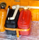 Containers Fuel Oil