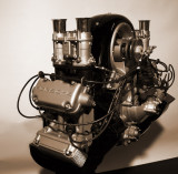 Spyder Four-Cam 2 Liter Engine