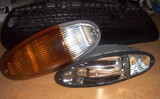 Euro 914-6 Turn-Signal Light Buckets, Dual & Single Bulb