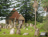 A collection of cemeteries