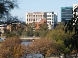 Parramatta city buildings