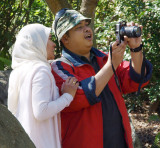 Photographing family