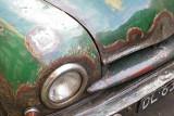 A lot of welding Skoda 1200 (1953)
