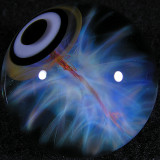 Shock Eye Size: 1.32 Price: SOLD