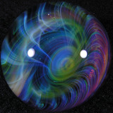 Plasma Ball Size: 1.45 Price: SOLD