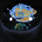 Blasted Spiral Galaxy  Size: 2.08  Price: SOLD