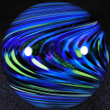 Blueberry Swirl Size: 2.81 Price: SOLD