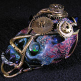 Steampunk Size: 2.72 x 1.46 Price: SOLD