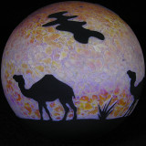 Sunset at the Oasis  Size: 3.34  Price: SOLD