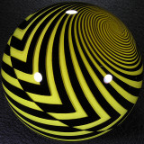Hazard Ball Size: 3.31 Price: SOLD