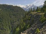 Diablo Dam and Lake