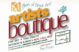 Artists Boutique November 2011