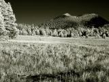Sunset Crater IR