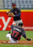 2011 Atlanta Braves vs Minnesota Twins (exhibition)