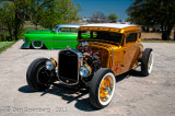 1954 Chevy, 1930 Ford Model A