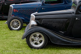 Contrast in 34 Fords