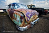 1954 Chevy Swamp Thing