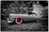 1956 Chevy 4 Door Sedan