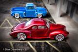 1954 Ford Pickup, 1940 Ford (El Matador)