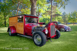 1926 Ford Model T Woody, 1959 VW