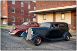 1936 Ford Coupe, 1934 Ford Sedan