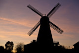 Willesborough Windmill Sunset