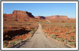 Progress in the Valley of the Gods Utah