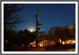Moonrise in Tucson