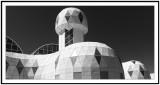 Biosphere2 futuristic modules futuristic