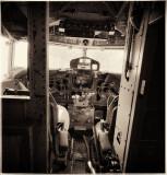 cockpit DC3