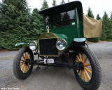 Peter and Sally Kable's 1915 Model T Kampkar