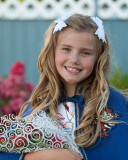 2011 Little Miss Friendly Sally Allaire