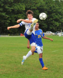 MVU Soccer vs Lamoille, '11