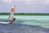 Windsurfing @ Sorobon Beach