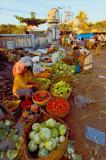 Village market - N Lombok