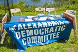 ADC Providing Voter Registration Info at Earth Day 2011