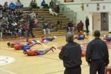 TC Williams Boys Basketball Game, Feb 2012, Titans v Atoms, 67-57