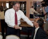 Gov Kaine's Meet N Greet in Arlandria 2012
