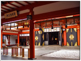 Shrine Courtyard