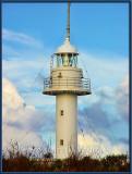 Lighthouse at Kyan Misaki (Cape Kyan)
