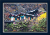 Gobulsa Buddhist Temple 고불사 - Korea